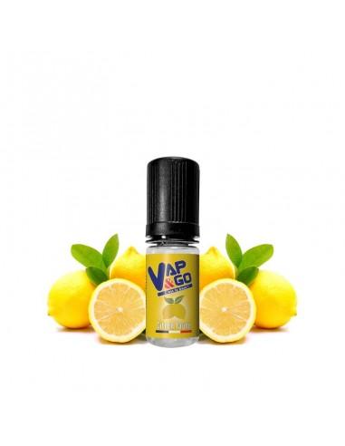 Citron jaune - Arôme Vap&Go 10ml