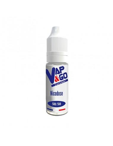 Booster de nicotine Nicodose 50/50 Vap&Go