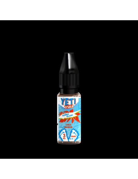 Sunny Island YETI Fruité e-liquide