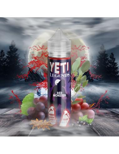 Red Monster YETI Legends 50ml
